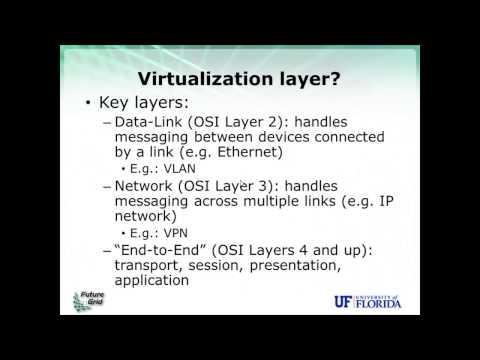 FutureGrid MOOC: IPOP Unit 2: Network Virtualization Abstractions 2