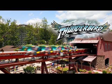 Thunderbird Highlights | Holiday World