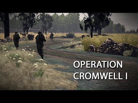 16AA Operation CROMWELL I