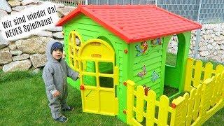 WIR SIND WIEDER DA! | Neues Spielhaus | Donislife