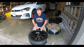 homepage tile video photo for 2018 VW GTI SE Ep.385: Why Did I Buy 2 More Sparco Terras?