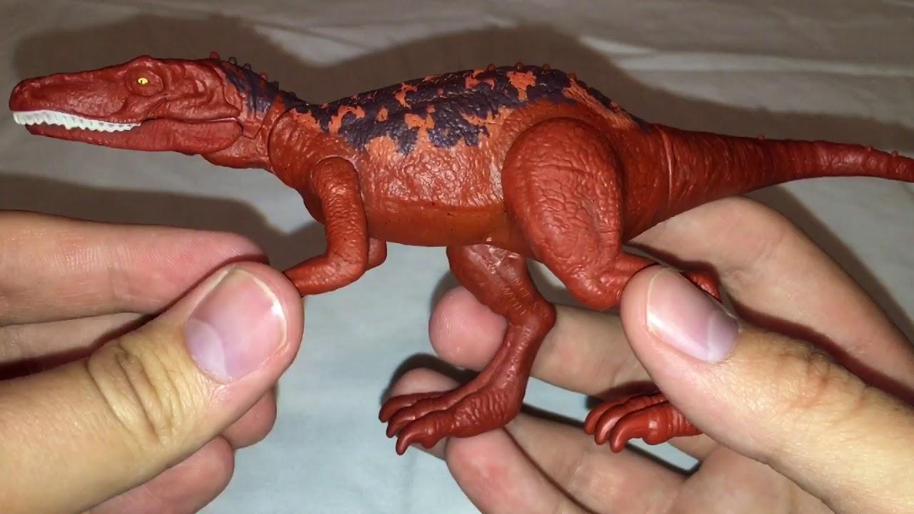 Jurassic World Attack Pack Herrerasaurus