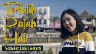 The Rain Feat Endank Soekamti - Terlatih Patah Hati (Cover by Alvita)