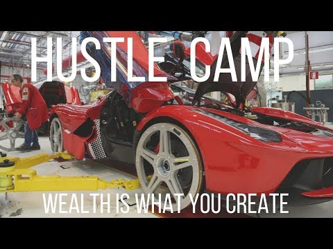Lessons on How to Create and Develop Wealth in A Decade