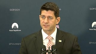 Paul Ryan: Travel ban rollout was confusing
