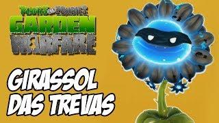 Plants vs Zombies Garden Warfare - O Girassol das Trevas