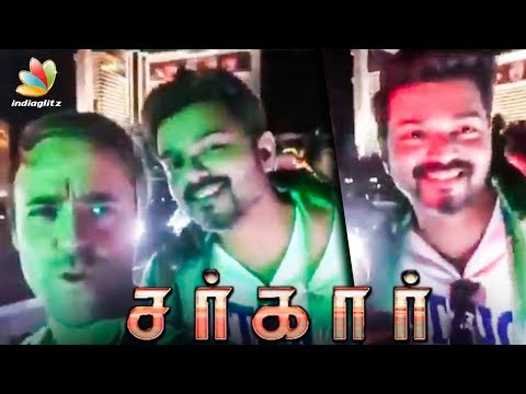 Vijay Plays Chief Minister in Sarkar | Thalapathy 62 | Hot Tamil Cinema News