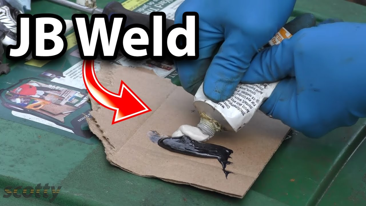 How to Fix Car Parts Instead of Buying New Ones (JB Weld)