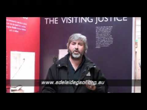 Old Adelaide Gaol Ghost Tours
