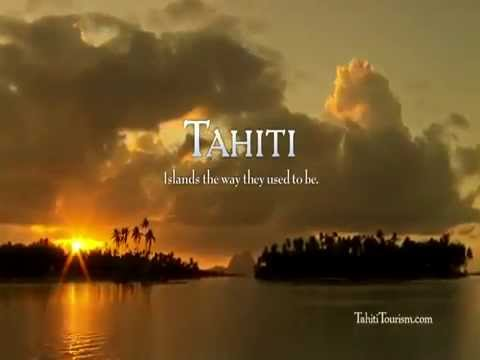 Tahiti : Crystal Clear Lagoons