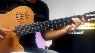 Let It Be/ The Beatles - Fingerstyle Guitar