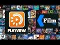 Ver películas y series GRATIS / Playview / Film app / Descúbrelo con Angel / AngelM