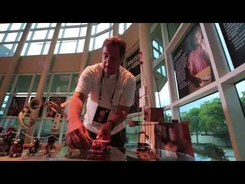 ArtPrize, Focus on Holland Artists: Daryl Bruischat