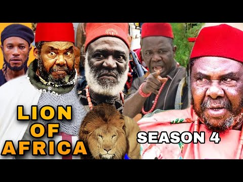 Final Battle Lion Of Africa |True Life Epic Story | Pete Edochie, Chinwetalu Agu, Perricoma Okoye