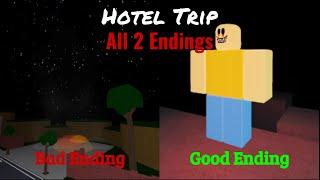 ROBLOX Hotelreise   Alle 2 Endungen