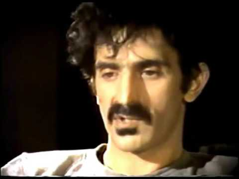 1980 Frank Zappa - Tax the Churches, Legalize Drugs (USA TV Interview)