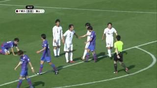 2018明治安田生命J3リーグ カターレ富山 vs FC東京U-23のハイライトです。