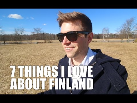 7 Things I Love About Finland