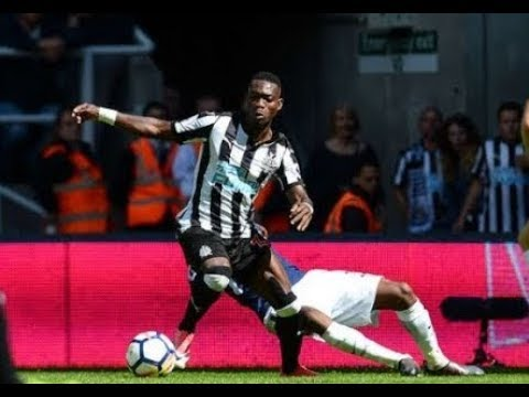 Christian Atsu Vs Tottenham Hotspur (Home) August (17/18)