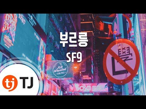 [TJ노래방] 부르릉(Roar) - 에스에프나인(SF9) / TJ Karaoke