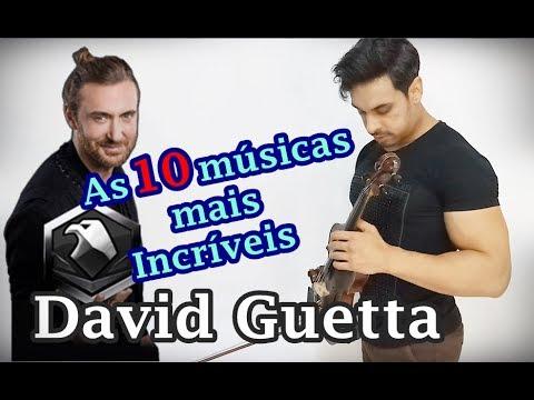 David Guetta -Top 10 em 7 minutos por Douglas Mendes Violin Cover