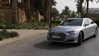 2018 Audi A8 LWB