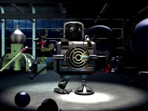 meet the spy robot game