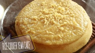 Rice Cooker Yema Cake Tutorial By Marga Manalo