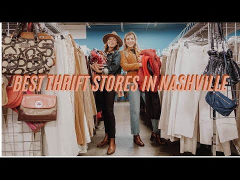 BEST THRIFT STORES IN NASHVILLE || Ft. TINY ACORN