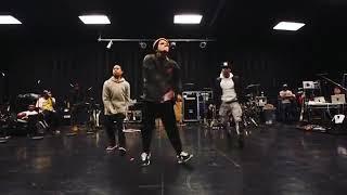 Bruno Mars | Ensayando Finesse 🙊