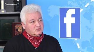 Սարգիս Հացպանյան  «Վտանգված է հայի տեսակը»  Հավելում ֆեյսբուքյան ասուլիսին
