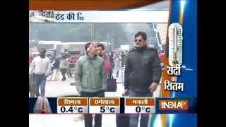 Cold Winds, Unseasonal Rain Heralds Winter In Capital - India TV