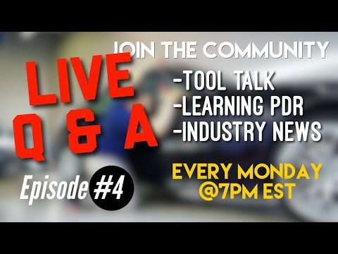 Q&A - Learning PDR | Business Ideas | Industry News | Tools Episode #4