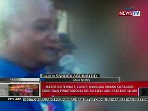 dating mayor ng gma cavite