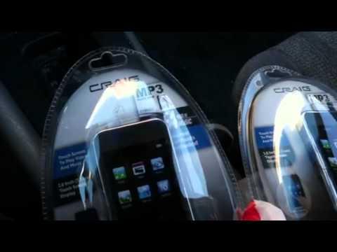 RUN RUN RUN - FREE CRAIG MP3 PLAYER AT CVS!!!!