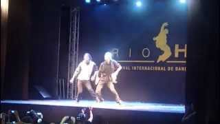 Les Twins in Brazil | Rio H2K 2014