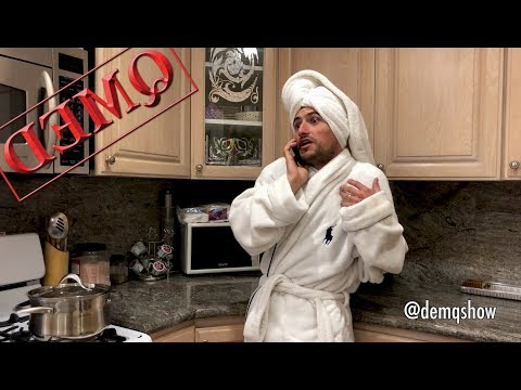 When Armenians Visit a Sick Friend (DEMQ SHOW)
