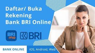 Download Begini Cara Buka Rekening BRI Menggunakan BRImo BRI, bukan BRI Mobile! Mp3 and Videos