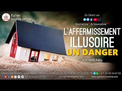 KOUAME Félix | L' Affermissement illusoire : Un Danger