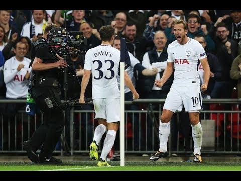 Tottenham vs Borussia Dortmund 3 1 ALL Goals & Highlights 13 09 2017