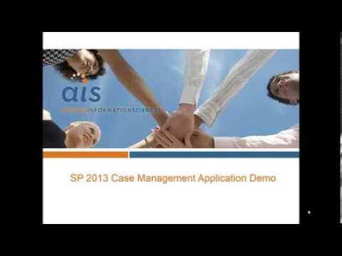 Sharepoint Case Management Demo Part One
