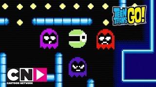 Ігри | Юні титани, вперед! | Cartoon Network