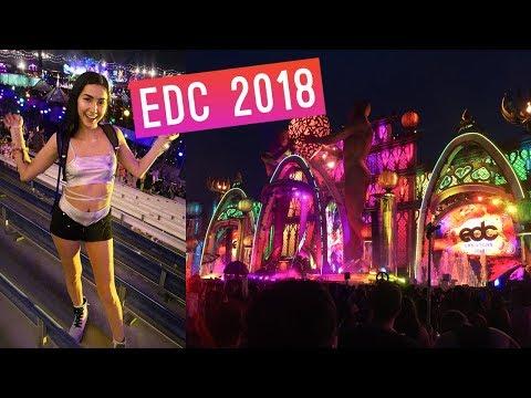 EDC LAS VEGAS 2018 VLOG | QUEENSHIRIN