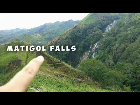 Chasing Waterfalls - Matigol Falls Adventure | Arakan, North Cotabato 🇵🇭  TRAVEL VLOG