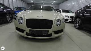 Bentley Continental GT Concours Limited Series 2015 года