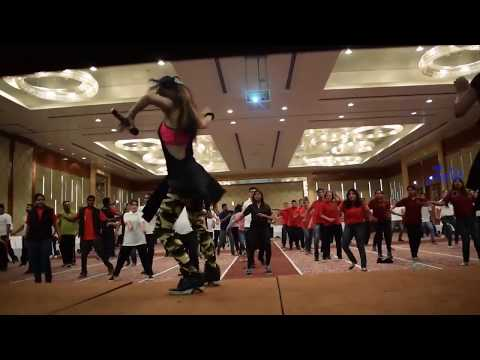 Bhangra & Bolly Zumba for Marriott Group Employees