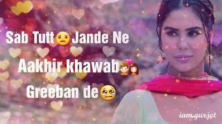 Silent love punjabi whatsapp status video