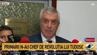 Tăriceanu: ALDE susține măsurile fiscale anunțate de Guvern