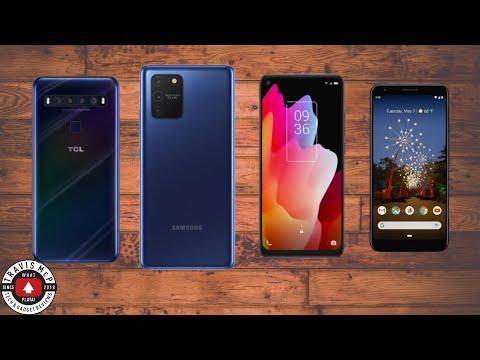 Top 5 Budget Smartphones 2020  Under $500!