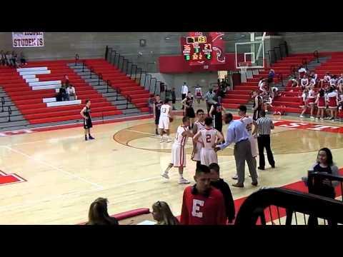 Woods Cross High School vs East - 2-17-2015 - JV Basketball